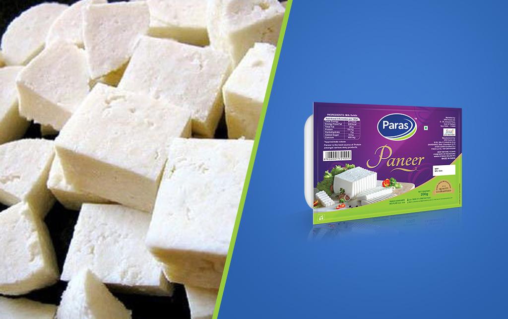 Loose Paneer vs Packed Paneer